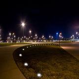 Carré imperméabiliser la lumière souterraine enfoncée IP68 Ce&Rohs de DEL