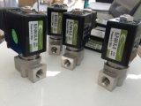 Válvula electromagnética del acero inoxidable para los equipos de la cerveza