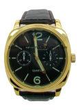 最上質カスタム腕時計の人のステンレス鋼の背部