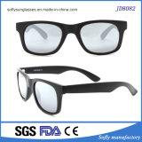 Neue Marken-Form-Steigung-Sonnenbrillen mit polarisiertem Spiegel-Objektiv