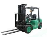 Capacidade Diesel do caminhão de Forklift do projeto destro 1.5 toneladas