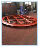Pierna del infante de marina de la fabricación de la estructura de acero