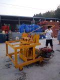 Тепловозный блок Qm4-45 делая машиной передвижную машину кирпича