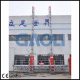 空気作業プラットホームに上る普及した有用な電気マスト