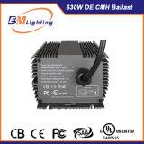 Hidropónico crecer el lastre ajustado CMH ligero de 0-10V Dimmable 630W Digitaces
