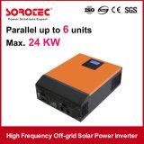 hybrider Inverter eingebautes PWM der Sonnenenergie-1kVA-5kVA mit RS232