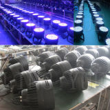 120x3w DMX Profi PAR RGBW Kann Bühnenbeleuchtung LED