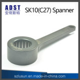 Hoher Schlüssel der Härte-Sk10c27 für Werkzeughalter-Futter-Klemme
