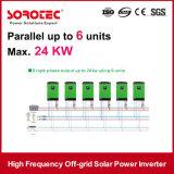 outre du type Ssp3118c4 2kVA - 5kVA de Transformerless d'inverseur d'énergie solaire du réseau MPPT