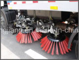 Метельщики улицы высокой эффективности с механически системой всасывания веника и вакуума