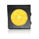 Novo 200 mm Toll Station Warning Signal Pole LED Traffic Light