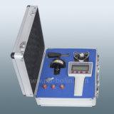 Physik-Laborschalenkreuzanemometer und helle Brisen-Anemometer