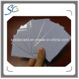 Kaart RFID van de Lage Kosten van de Fabriek de In het groot 2016 van Shenzhen Geschikt om gedrukt te worden Lege Rewritable