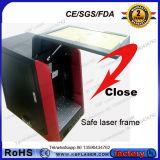 10W 20W 30W 50W de Teller van de Laser van DIY voor iPhoneGeval anodiseert Aluminium