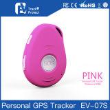 3G Waterproof o mini pendente pessoal do atendimento Emergency com a tecla de pânico Emergency do SOS pelo seguimento do GPS do tempo real de Voz Talking