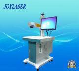 De Laser die van de vezel Machine voor het Plastic Verwijderen van de Verf merkt