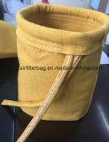 Наружный тип цедильный мешок фильтрации P84