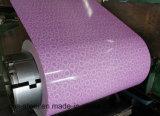 Bobina galvanizada Prepainted do ferro da chapa de aço PPGI