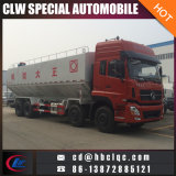 Camion de distribution en vrac de camion de transport de Volume-Fourrage de la Chine 8X4 45m3