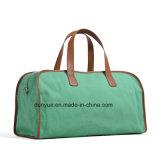 Sac de main imperméable à l'eau de course de toile de qualité, sac pratique de bagage de voyage d'affaires avec la courroie réglable d'épaule