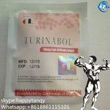 4-Chlorodehydromethyltestosterone het Anabole Steroid Poeder Mondelinge Turinabol van Pillen