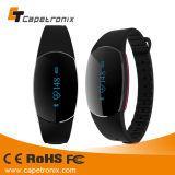 Bracelet intelligent avec le bracelet imperméable à l'eau de sport de Bluetooth