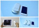 Wifi interne et système portatif d'ultrason de batterie pour le téléphone d'androïde d'iPad d'iPhone