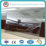 Vidrio inferior de la seguridad de la construcción de la plata de cristal económica de energía E del triple