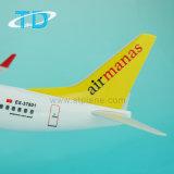 Airmanas販売のための1/100 39.5cm B737-800モデルボイング737