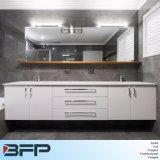 Plastic Hanging New Bath Vanity Meuble de salle de bain en PVC moderne et gracieux