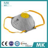 Masque de poussière de respiration particulaire de nez de filtre