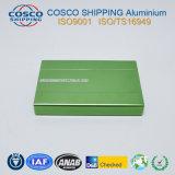 Perfil de aluminio competitivo para el recinto con trabajar a máquina del CNC