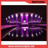 P3.91 hohe Deifinition farbenreiche Innenmiete LED-Bildschirmanzeige für Ereignisse