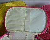Nécessaires de course cosmétiques de sac d'organisateur cosmétique d'article de toilette de course de dames de Waterprooffashion