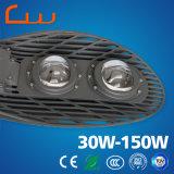 110 lumière extérieure de pouvoir de lampe de route de la tension 30W
