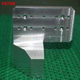 Peça de alumínio de trituração do CNC da elevada precisão para o equipamento da automatização