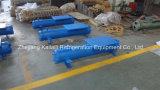 Конденсатор раковины и пробки охлаженный водой для блока рефрижерации