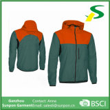 Melhor Outwear Windproof Coat Windbreaker Jacket for Sale