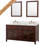 Governo del bagno di vanità della stanza da bagno di legno solido di alta qualità di Fed-1006b