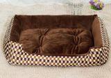 Bed van de Hond van het Huisdier van de fabriek de het het Directe Super Zachte/Kussen van de Kat/Bank/Bank van het Huisdier (KA0061)