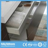علبيّة درجة غرفة حمّام أثاث لازم مع مرآة خزانة وحصان حجر السّامة معدن ساحب ([بف355د])