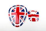 英国国旗のダッシュボードおよび小型たる製造人S F56のためのUSBの入力紋章