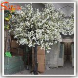 Fiore di ciliegia artificiale decorativo di vendita caldo di cerimonia nuziale bianca