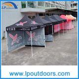 tienda plegable del Gazebo del pabellón de la impresión al aire libre de las aduanas de los 3X3m para hacer publicidad