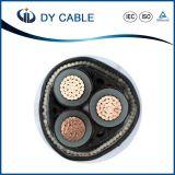 Las memorias del cable 3 de XLPE revisten el fabricante del cable con cobre de transmisión del conductor