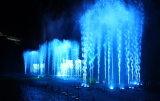 Fonte de água da fonte de água da música em Nha Trang Vinpearlland