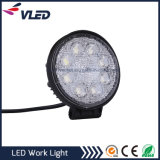 LED作業ライト12V IP67 24V 24Wクリー語LED Worklight