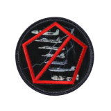 Custom Sport Soccer Flat Embroidery Patch