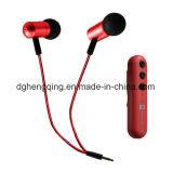 Écouteur de sports de version de Bluetooth 4.1 avec la MIC et éloigné, écouteur de Bluetooth