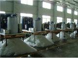 8ton/Day ayunan fábrica de máquina del fabricante de la escama del hielo del congelador